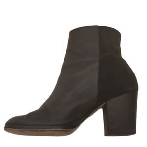 Michael Kors leather suede Boots